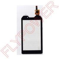 Freies Verschiffen Touchscreen Digitizer Glasscheibe Für DEXP Ixion P4 P