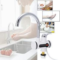 Fast Electric Heating Water Tap Instant Heater Faucet LED Digital Display
