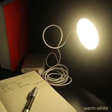 Dc5v светодиодный ночник мини usb 12 светодиодов Книжная лампа