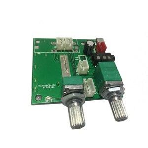 Image 3 - Bluetooth 5,0 Subwoofer verstärker 5W * 2 + 10W stereo digital verstärker bord 5V3A mit bass einstellung