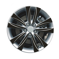 Carbin Fibre Wheel Rims Sticker For Lexus CT200H Z2CA804