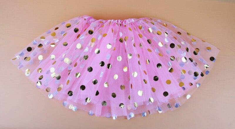 Г. Новая летняя и Осенняя детская юбка детская одежда юбки-пачки для девочек модная повседневная юбка-пачка для принцесс - Цвет: pink