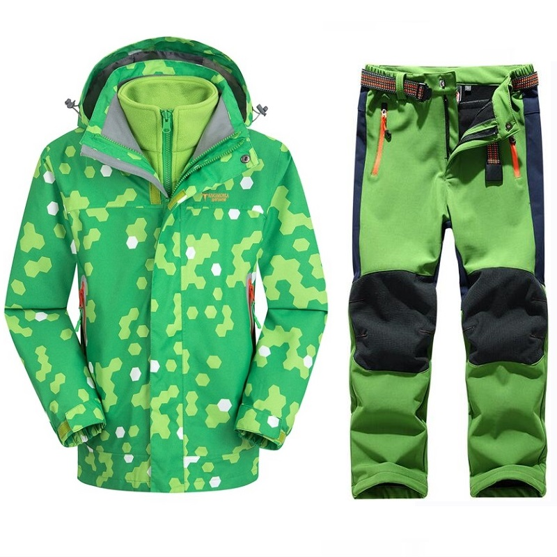 Waterproof Kids Suit 4