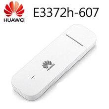 Original Huawei E3372 E3372h-607 USB Modem 3G 4G 150Mbps LTE FDD 700/900/1800/2100/2600MHz TDD 2300MHz USB Dongle Wireless Modem