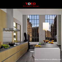 Лидер продаж Фошань завод MFC кухонный шкаф