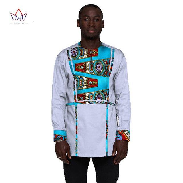 77ec6b7cba0 Hommes t-shirts mode 2016 marque vêtements hommes vêtements africains à  manches longues t-