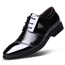 2107 Man Leather costume sneakers Italian enterprise designer Increase Breathable celebration marriage ceremony social Formal put on Oxford man sneakers 366