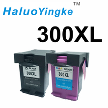 300XL Remanufactured Ink Cartridges Replacement for HP 300 for Deskjet D1660 D2560 D2660 D5560 F2420 F2480 F2492 F4210 Printer
