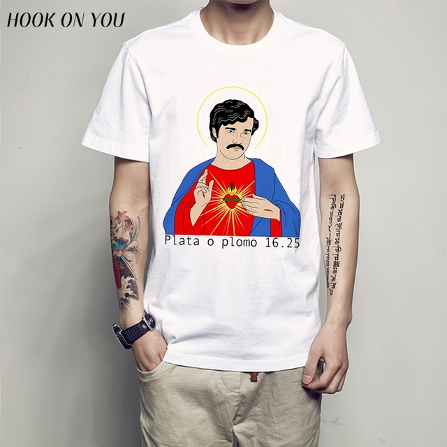 Pablo Escobar T Shirt...