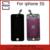 50 PÇS/LOTE Display LCD de Alta Qualidade Para o iphone 5S Brand New Tela LCD Digitador assembléia Branco e Preto Navio Rápido