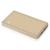Caso del Matel DCAE Nuevo Banco de la Energía 10000 mAh Dual USB batería Li Polymer Batería Externa powerbank Cargador Portátil para móviles teléfono