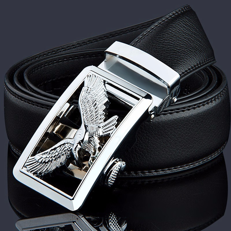 HTB1B7EjNXXXXXapaXXXq6xXFXXXT - Men's Leather Belt Eagle or Dragon Clasp