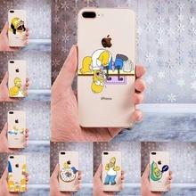 coque iphone 8 plus lisa simpson