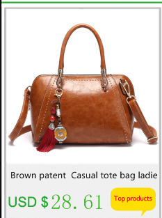 High Quality genuine leather bag
