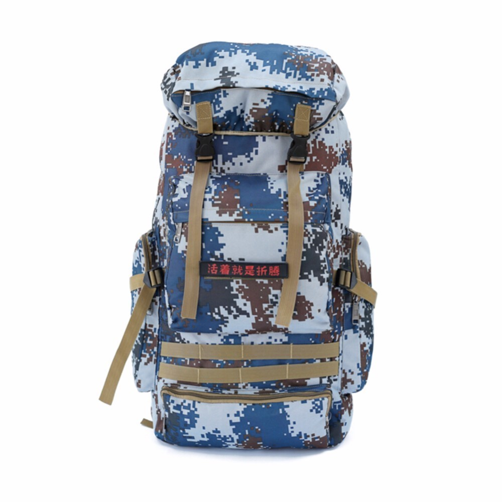 80L Large Rucksack Backpack Bag Luggage Bag Travel Camping Hiking Waterproof