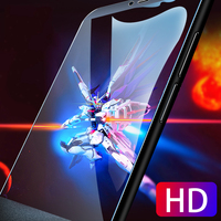 3Pcs Full Tempered HD Glass Film Screen Toughened Protective 9H 2.5D Anti Blu-ray For Xiaomi 8Lite