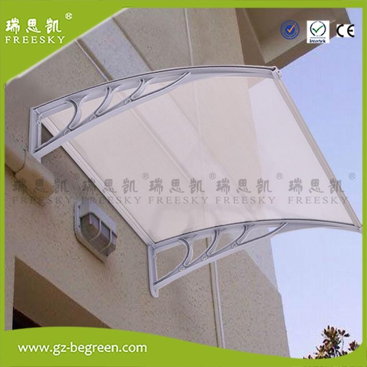 YP60200 60x200cm 60x100cm DIY Outdoor Door Window Awning Patio Cover Canopy  Sun Rain Snow Shelter New