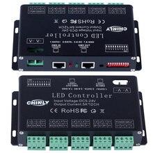 DC5V-24V 12Channel RGB DMX LED controller DMX decoder&driver LED strip module