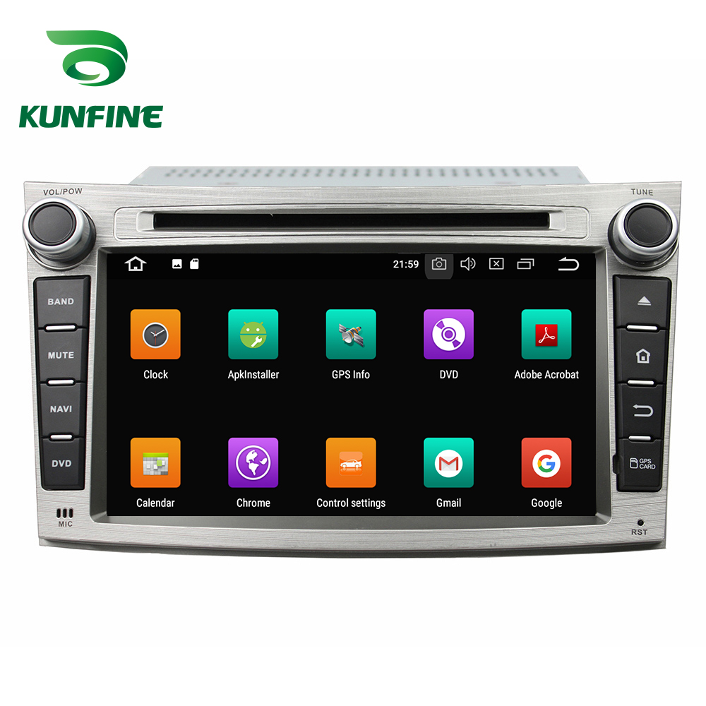 Android Car DVD GPS Navigation Multimedia Player Car Stereo For SUBARU LEGACY OUTBACK (173)