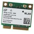 Original INTEL WiFi Link 5100 512AN_HMW A / G / N Dual Band WiFi WLAN metade Mini Card PCIe 300 M