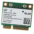 original INTEL WiFi Link 5100 512AN_HMW A/G/N Dual Band WiFi WLAN Half Mini PCIe Card 300M