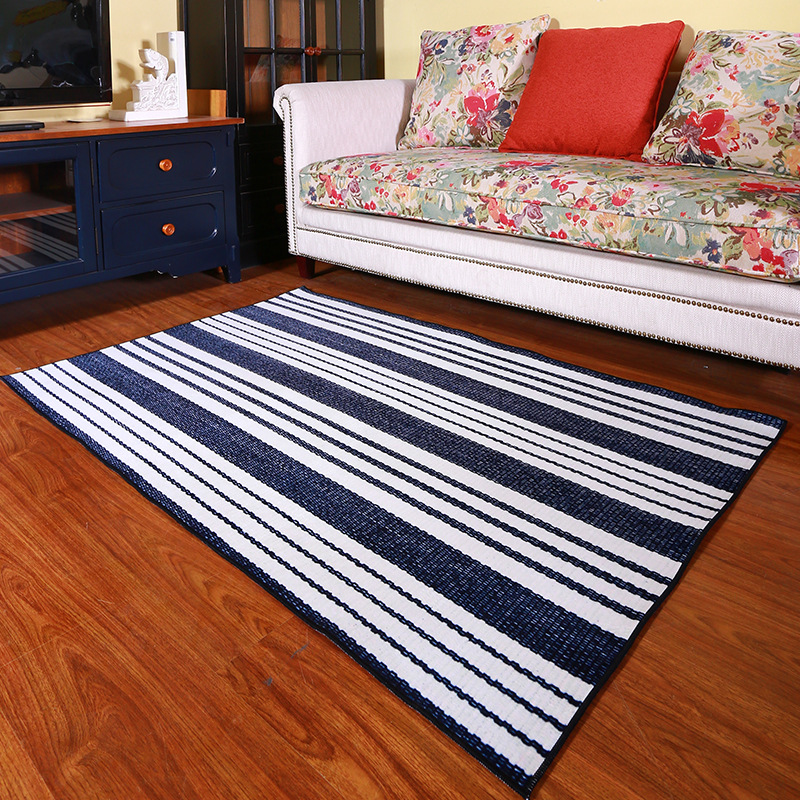 Zeegle Geometric Carpets For Living Room Anti-slip Tea Table Floor Mats Home Bedroom Area Rug Doormats Bathroom Floor Rugs