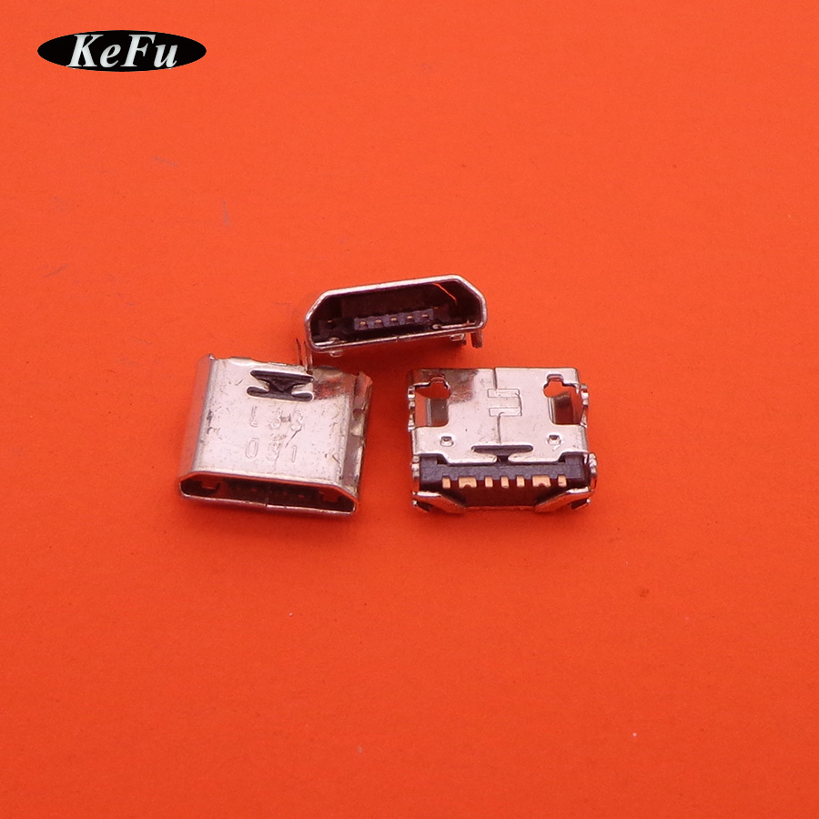 20pcs Charge Connector For Samsung T110 T111 T113 T115 T116 T560 T561 T580 T585 Galaxy Tab A(7 Pin,micro USB Type-B)