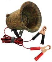 PDDHKK Camouflage Electric Hunting Bird Caller 300 Sounds 50W 150dB External Loud Speaker with Timer On/Off Anti Dust Bird Decoy|Hunting Decoy| |  -
