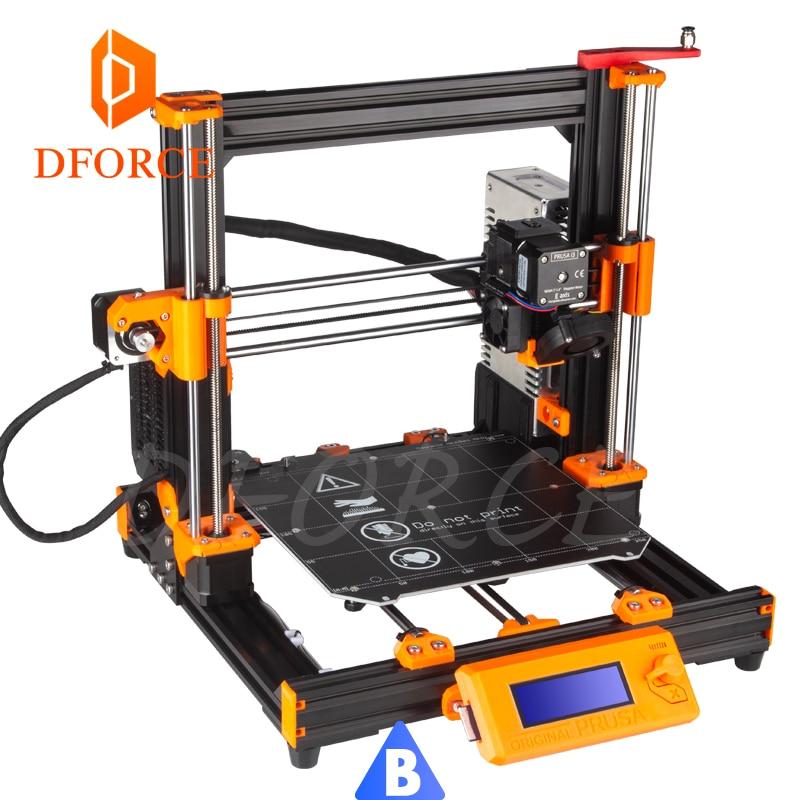 DFORCE Cloned Prusa I3 MK3S Bear full kit exclude Einsy Rambo board 3D printer DIY Bear
