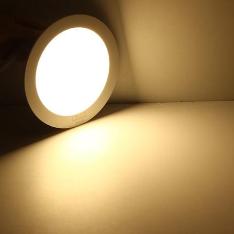 de teto ac85 265v branco branco quente branco fresco 20 pcs lote