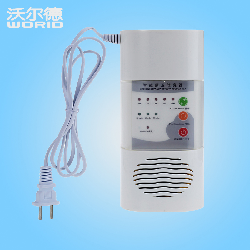 Ozone Generator Air Purifier Multipurpose Air Sterilizing Freshening for Water Food Home and Office Using