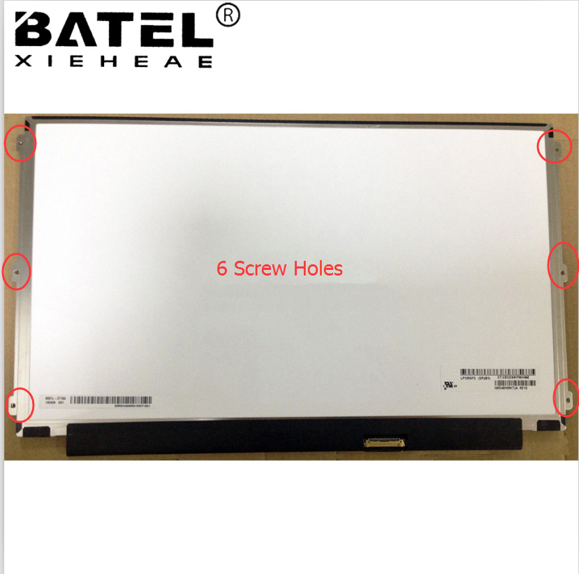 Replacement for HP Elitebook 820 G2 Screen Display LED LCD LP125WF2 SPB4 IPS FHD Full-HD LP125WF2-SPB4 Laptop Matrix for 12.5 quying laptop lcd screen for hp compaq hp elitebook 8440p series