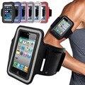Запуск Рука Спорта Группа Упражнения Чехол Крышка для HTC один E9 Плюс E9 + и Один E9 телефона водонепроницаемый Спорт случаях