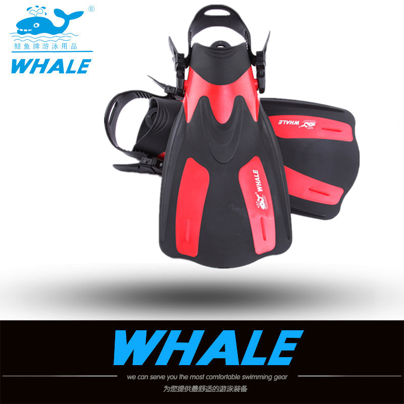 Brand Diving Fins Adjustable Swimming Frog Shoes Submersible Foot Flipper Diving Snorkeling Professional Water Sports Equipment