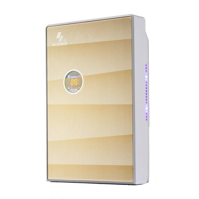 Бытовой Интеллектуальный Электрический осушитель, светодиодный автоматический очиститель воздуха, сушилка, шкаф, мини-осушитель