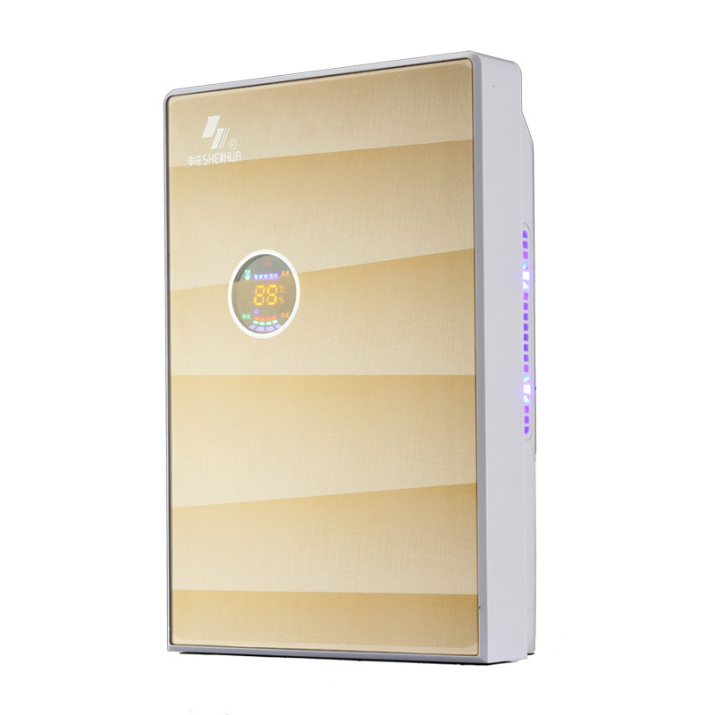 Déshumidificateur électrique Intelligent domestique LED nettoyeur d'air automatique sécheuse Machine placard armoire Mini dispositif de déshumidification