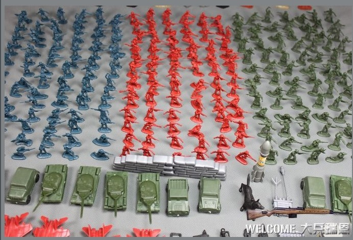 284pcs lot world war ii toy soldiers figures gi joe german army classic toys christmas gift for kid boys toys 3cm people in action toy figures from toys