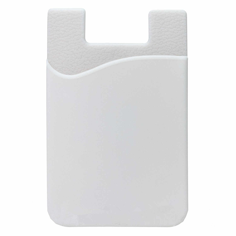 דבק סיליקון אשראי כרטיס כיס כסף פאוץ מחזיק Case עבור טלפון סלולרי 2018 טלפון נייד חזרה מדבקות כרטיס חבילה