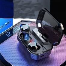 X66 Bluetooth 5.0 TWS wireless/bluetooth earphones/headphones With Microphone wireless Earbuds/headsets IPX6 Waterproof earpiece