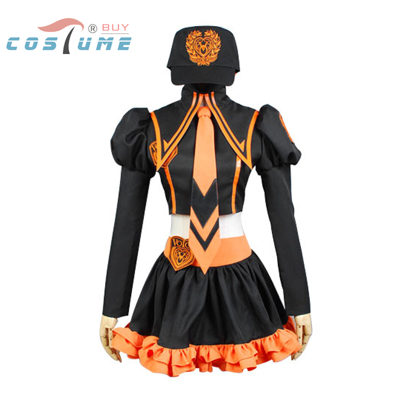 Vocaloid Kagamine Rin Cosplay Costumes For Women Uniform Girls Anime Halloween Party Costumes