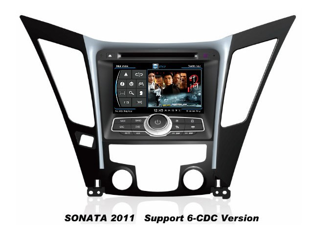 For Hyundai Sonata YF 2011~2013 - Car GPS Navigation System + Radio TV DVD iPod BT 3G WIFI HD Screen Multimedia System автомобильный dvd плеер 1 dvd hyundai ix45 dvd gps 3g wifi bluetooth