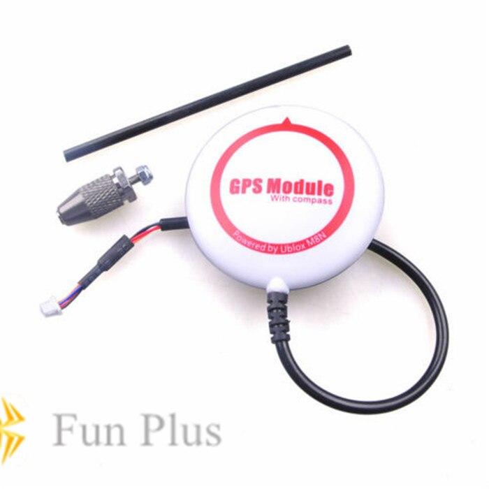 Ublox NEO-M8N GPS intégré dans le Module d'alimentation de la boussole pour CC3D et CC3D révolution et Revo Nano tableau de commande de vol (inclut uniquement le GPS)