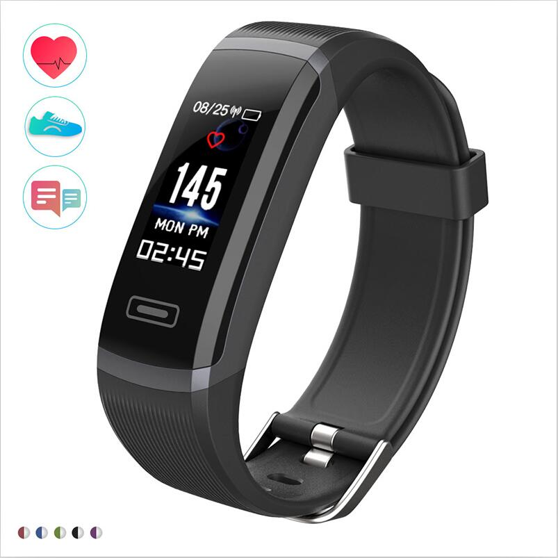 Wearpai Fitness Tracker Farbe Bildschirm Smart Armband Smart Armband OLED Heart Rate Monitor Uhr für Android Ios