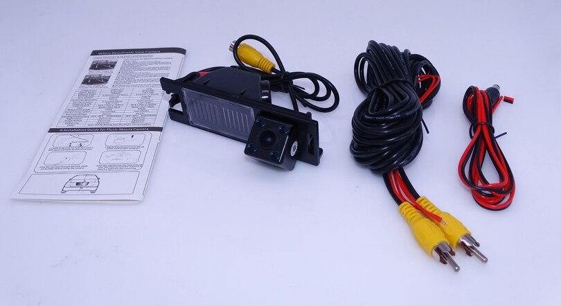 CCD Автомобильная камера для Hyundai IX35 IX 35 2009 2010 автомобильная парковочная задняя камера HD чип ночного видения HD чип заднего вида Бесплатная дос...