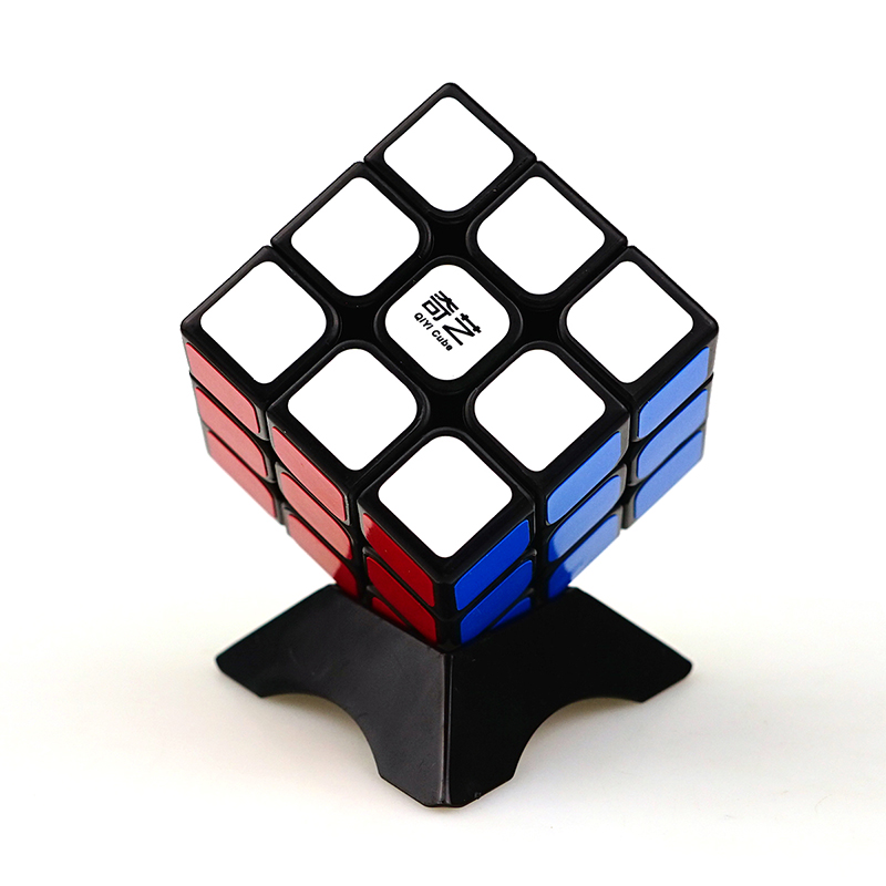 Qiyi 3x3x3 Cube Professional 5.7CM Magic Speed Cube Rubic For Cube Puzzle Neo Cubo Magico Sticker For Children Education Toys
