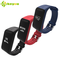 Sport Smart Wristband Heart Rate Monitor Fitness Tracker Waterproof KY62 Bluetooth Passometer Bracelet fit bit iphone android