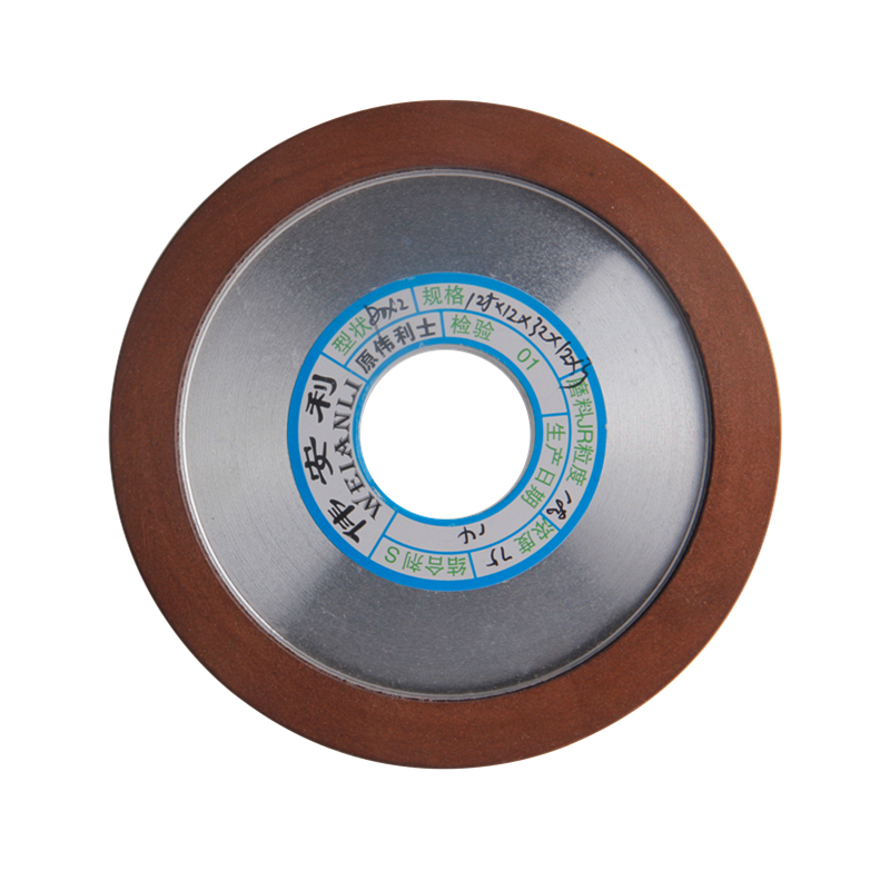125mm Grinding Wheel Diamond Grinding Wheel 150/180/240/320 Grain Polishing Disc For Carbide Power Tool Accessories