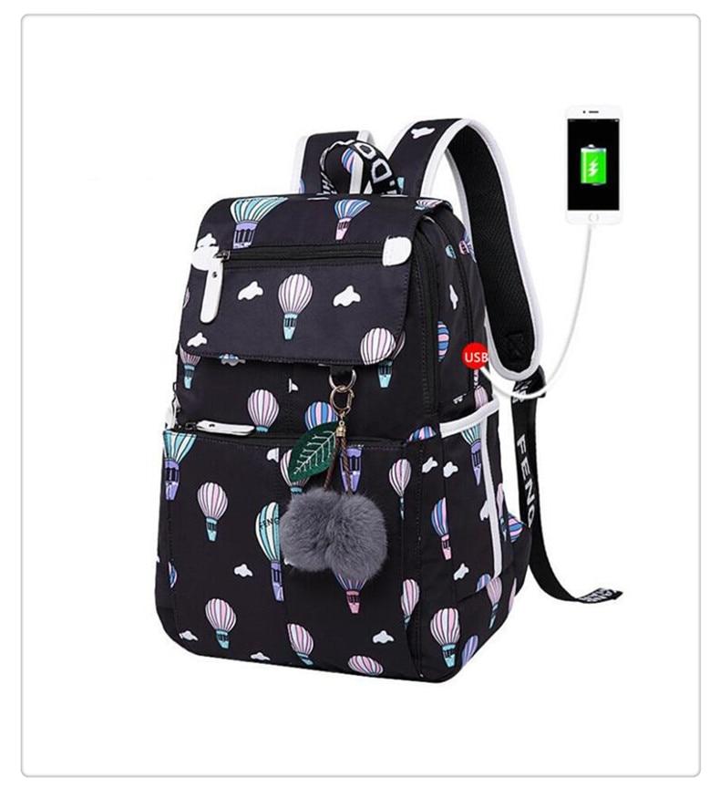 116f11c1da38 В продаже Fengdong бренд рюкзак для девочек школьные сумки женский милый  маленький черный мешок рюкзаки для девочек-подростков новый год подарок на  Новы..
