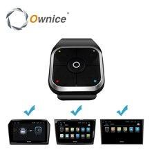 Control Del Volante de Bluetooth inalámbrico multimedia Botón sin Batería especial Sólo Para Ownice DVD Del Coche Del Androide