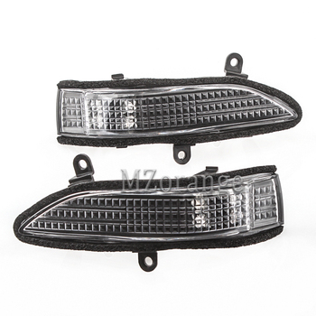 LED Car Rear View Side Mirror Turn Signal Light Led Rearview Repeater Lamp For Subaru Forester Outback Legacy Tribeca